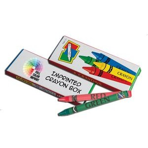 Crayons - 4 Pack Box